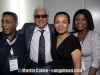 Steve Thornton, Pete Escovedo, Faridah Thornton and Vivianne Cohen