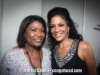 Vivianne Cohen and Sheila E
