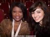 Vivianne Cohen and Tanisha