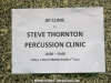 Steve Thornton workshop