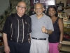 Martin, Raj and Vivianne