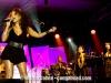 Chanté Moore, Steve Thornton and backup singers