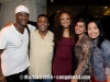 Sony Emery, Steve Thornton, Chanté Moore and her backup singers