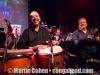 "George Delgado and Johnny ""Dandy"" Rodriguez Mambo Legends at SOB's"