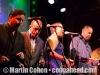 Marco Bermudez, Frankie Figueroa, Cita Rodriguez and José Madera. Mambo Legends at SOB's
