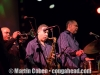 Pete Nater, Mitch Frohman and José Madera. Mambo Legends at SOB's
