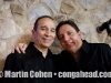 Jorge Maldonado and Marco Bermudez