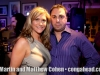 Andrea Cohen and her friend, Marc