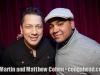 Marc Lopez and Orlando Vega
