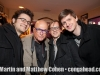 Bob Lanzetti, Martin Cohen, Chros Bullock and Mike Maher