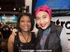 Vivianne Cohen with Yuna