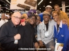 Martin Cohen, Terry Santiel, Babatunde Lea, Munyungo Jackson, ?, Vanessa Brown and Delton Davis