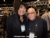Wallly Reyes and Martin Cohen