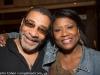 Lenny Castro and Vivianne Cohen