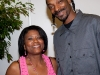 Vivianne Cohen and Snoop Dogg