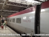 High speed train from Paris to Brussels