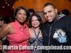 Vivianne Cohen, Janine Alondres and Jhair Sala