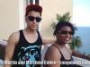 Matthew and Vivianne Cohen at El Conquistador Hotel, Fajardo, Puerto Rico