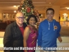 Martin, Vivianne and Matthew Martin and Vivianne on Funicular, El Conquistador Hotel, Fajardo, Puerto Rico