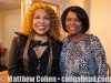 Roberta Flack and Vivianne Cohen