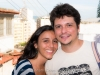Bernardo Agular and his girlfriend, Arlene in Rio de Janaeiro. They were such generous and helpful hosts we ever encountered. Bernardo selflessly produced a percussion session on Dec. 29th that will yield some of the most exciting percussion videos in my career.