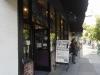 Vivianne Cohen outside Haight Ashbury Music Center