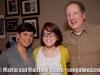 Olga, Katlin and Ricky Silberg