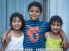 Amina, Oliver and Sophia Jones
