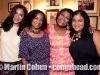 Muriel, Vivianne, Sandra and Martine