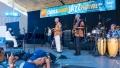 Randy Weston, T.K. Blue, Billy Harper, Louis Nash and Neil Clarke Marcus Garvey Park, Charlie Parker Festival