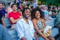 Harvey Wirht and Razia Said Marcus Garvey Park, Charlie Parker Festival