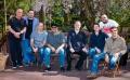 Martin Cohen, Samuel Torres, Pablo Bencid, Ruben Rodriguez, Alex Pope Norris, Tom Guarna, Javier Raez and Silvano Monasterios