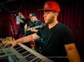 Brian Gonzalez, bass and Jesus Encarnacion